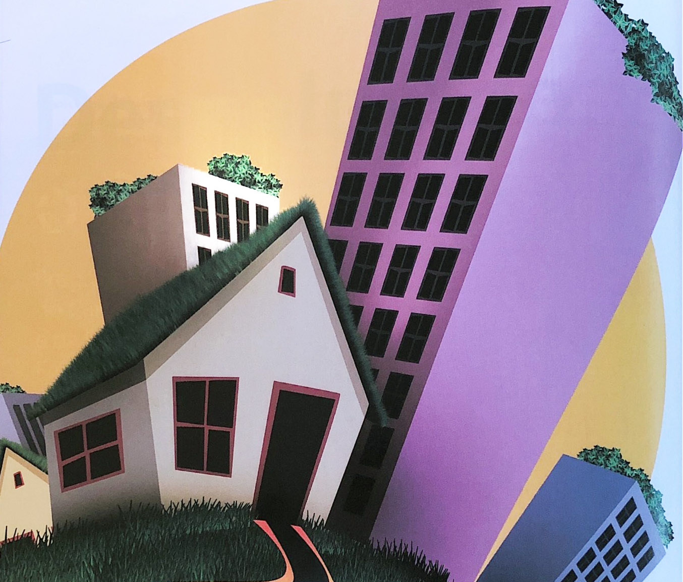 Desenvolvimento e Desenho Urbanístico de Baixo Impacto Ambiental