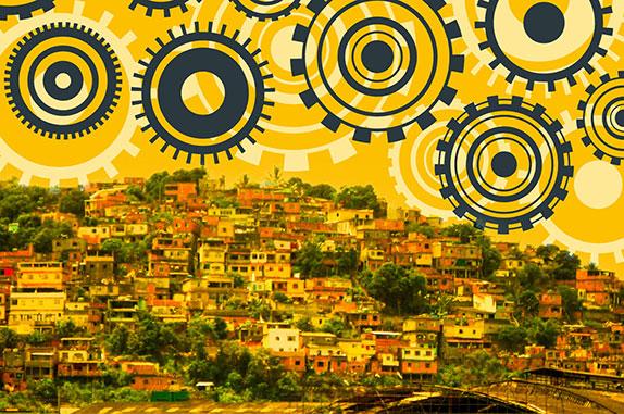 As comunidades/ favelas em Niterói também têm história com a engenharia