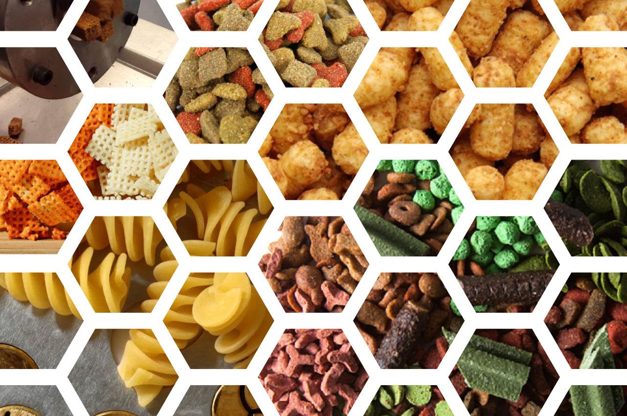 Processo de extrusão termoplástica: Ferramenta poderosa para o desenvolvimento e produção de alimentos