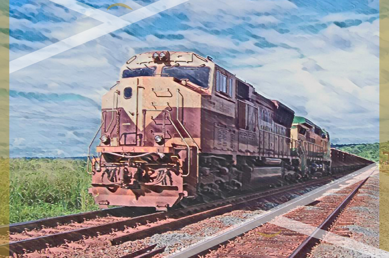 Transporte Ferroviário de Cargas no Brasil