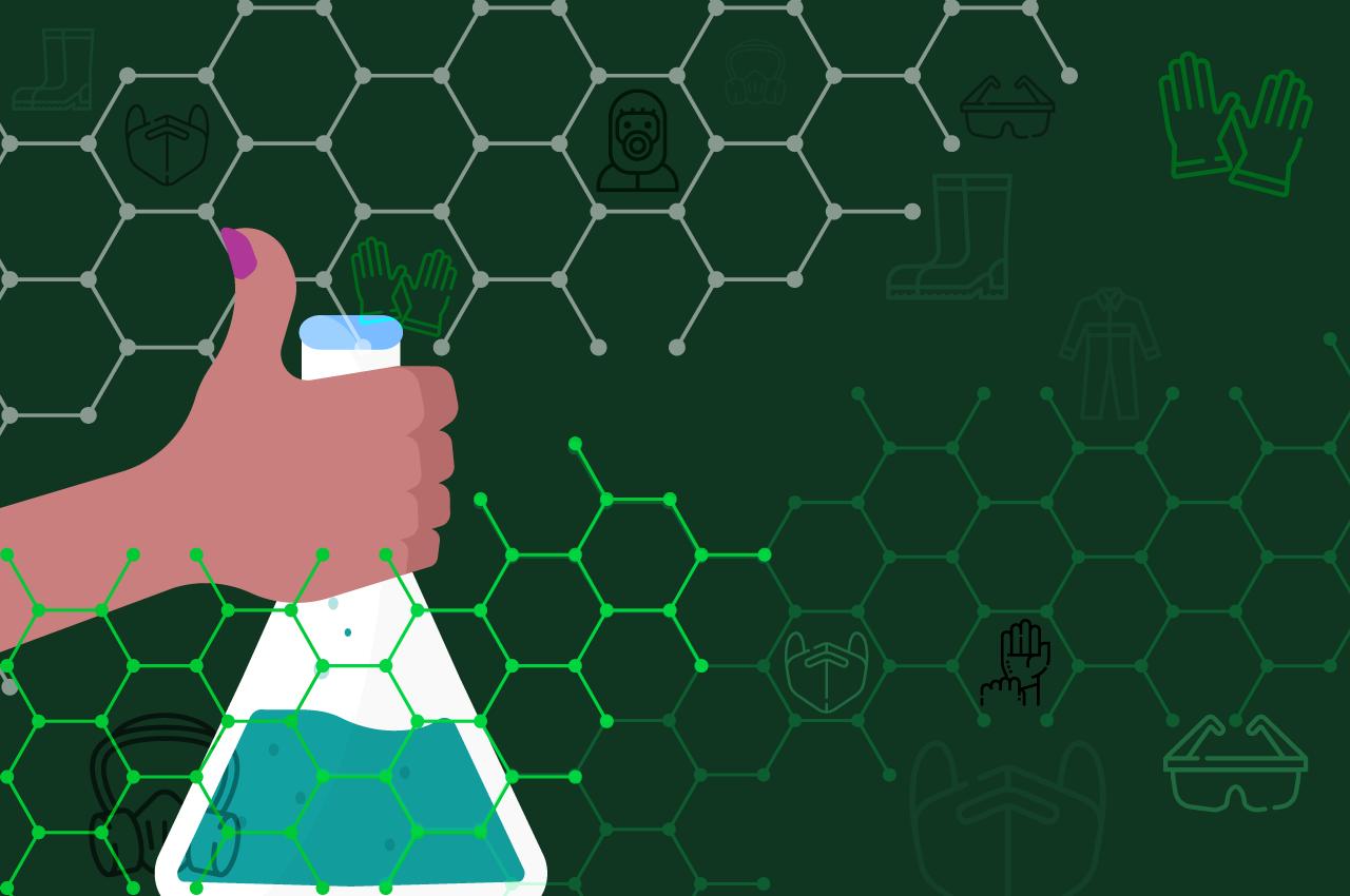 Produtos químicos – como utilizá-los de forma segura